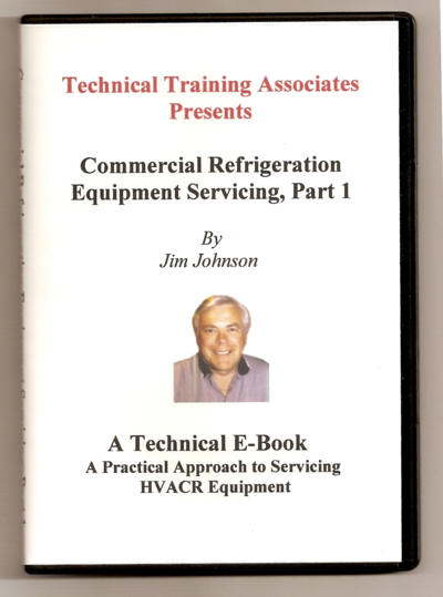 Servicing Commercial Refrigeration Equipment Part 1