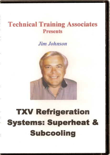 Dvd Video Understanding Txv Refrigeration Systems