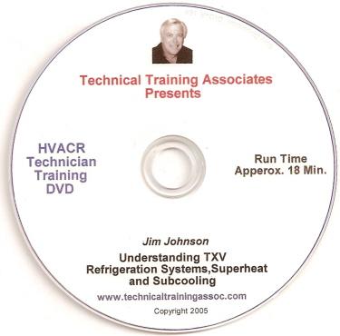 Dvd Video Understanding Txv Refrigeration Systems